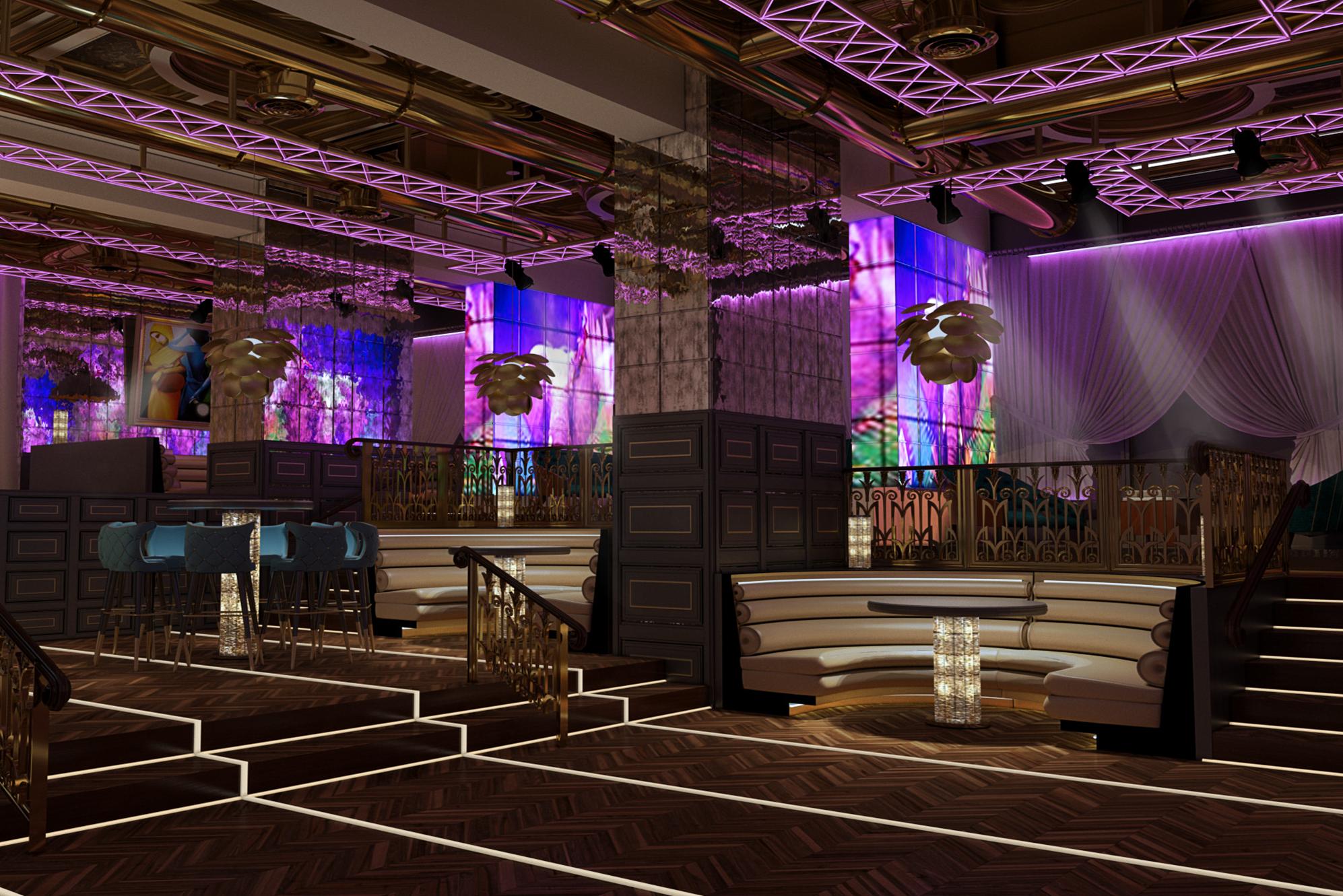 Nippon Rd Studios Nightclub, Mumbai, India